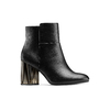 Women's shoes bata-rl, Noir, 791-6382 - 13