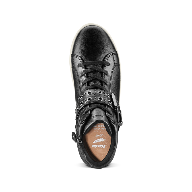 BATA LIGHT Chaussures Femme bata-light, Noir, 541-6269 - 17