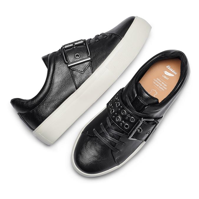 BATA LIGHT Chaussures Femme bata-light, Noir, 541-6227 - 26