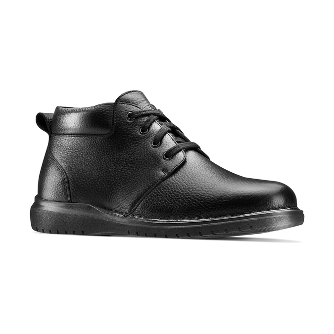 Men's shoes, Noir, 894-6239 - 13