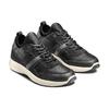 Men's shoes bata-light, Noir, 843-6418 - 16
