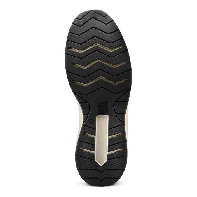 Men's shoes bata-light, Noir, 843-6418 - 19