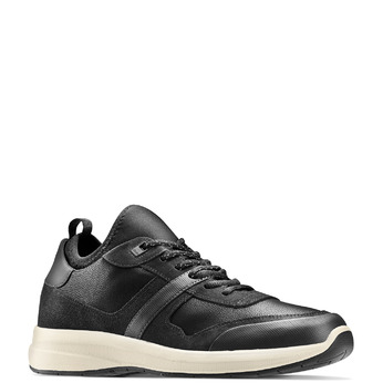 Men's shoes bata-light, Noir, 843-6418 - 13