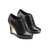 Women's shoes insolia, Noir, 724-6183 - 16