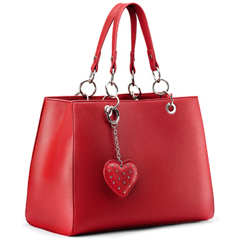 Bag bata, Rouge, 961-5282 - 13