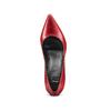 Women's shoes bata, Rouge, 724-5151 - 17