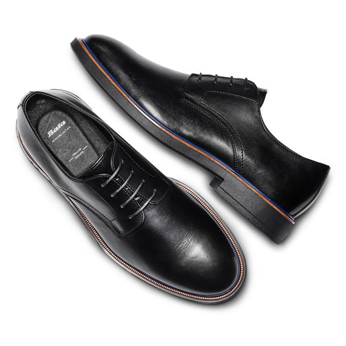 BATA Chaussures Homme bata, Noir, 824-6504 - 26