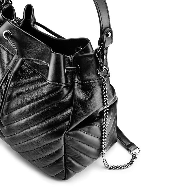 Bag bata, Noir, 964-6111 - 15