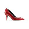 Women's shoes bata, Rouge, 724-5151 - 13