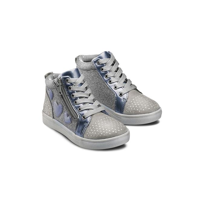MINI B Chaussures Enfant mini-b, Gris, 229-2226 - 16