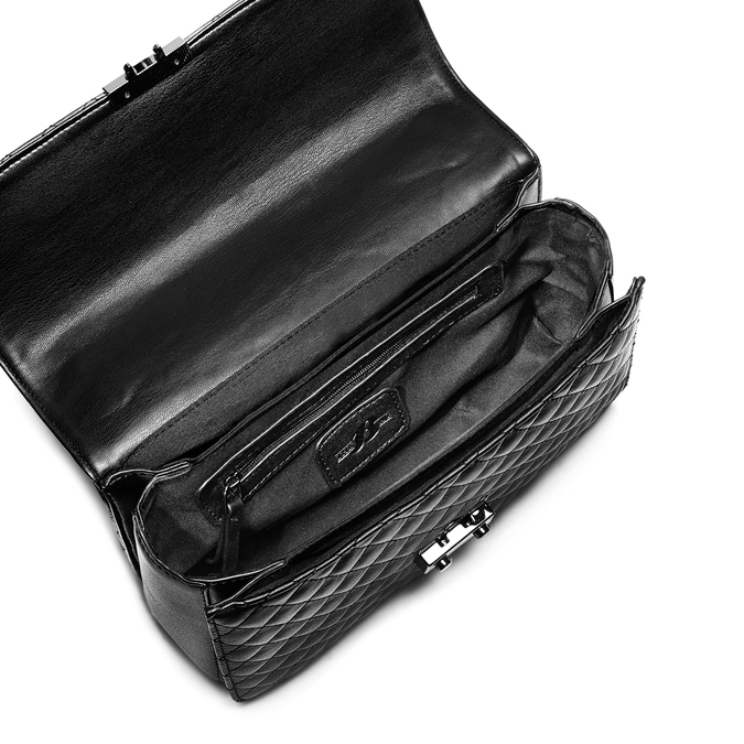 Bag bata, Noir, 961-6525 - 16