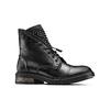 Women's shoes bata, Noir, 591-6911 - 13