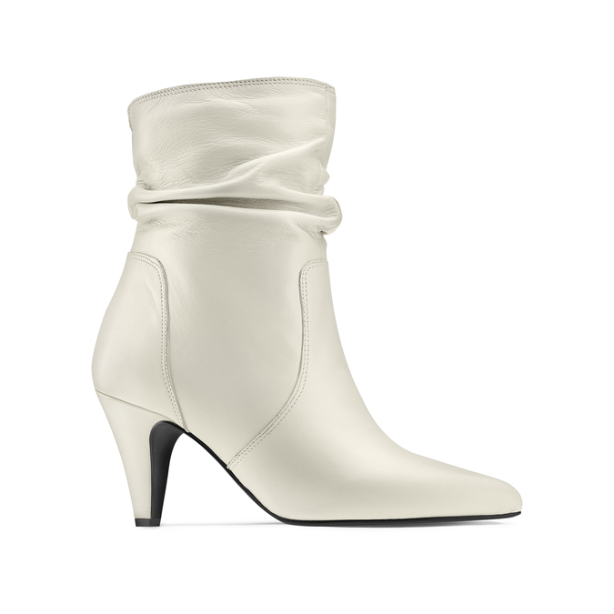 Women's shoes bata, Blanc, 794-1187 - 13