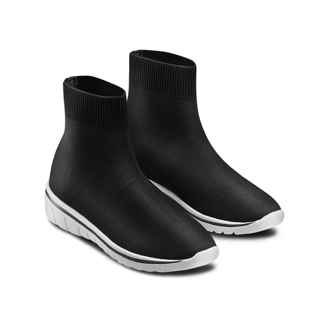 BATA Chaussures Femme bata, Noir, 539-6101 - 16
