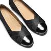 Women's shoes, Noir, 613-6134 - 26