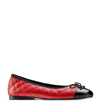 BATA Chaussures Femme bata, Rouge, 524-5192 - 13