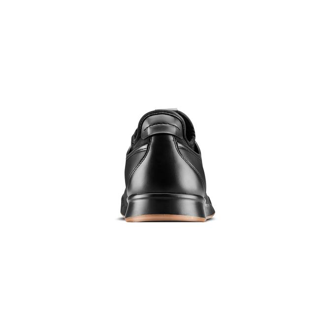 Men's Shoes bata-rl, Noir, 841-6450 - 15