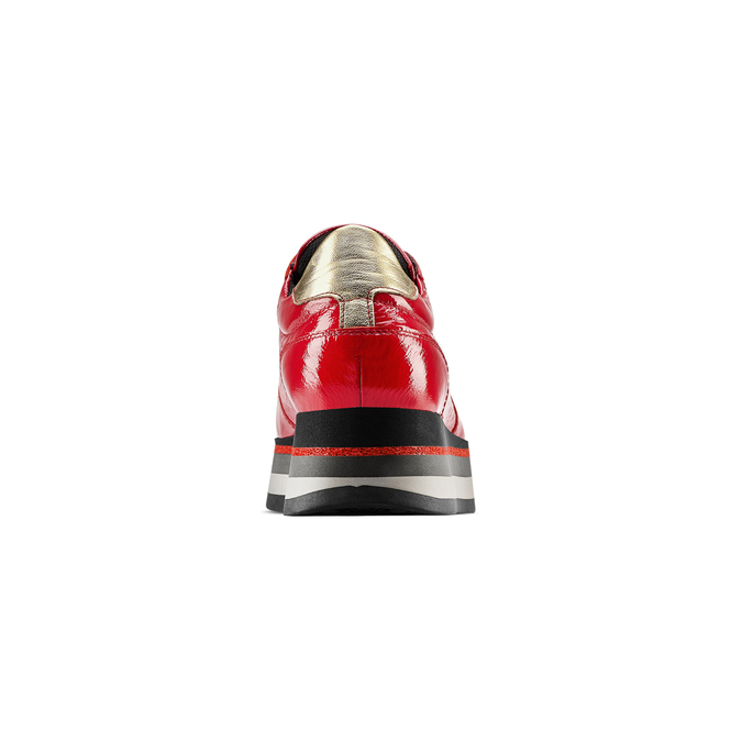Women's shoes bata, Rouge, 648-5103 - 15