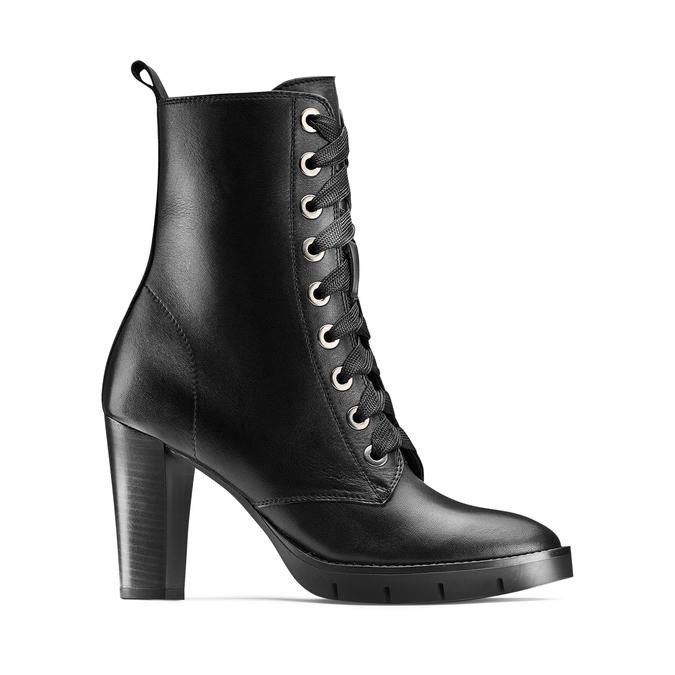 Women's shoes flexible, Noir, 794-6211 - 13
