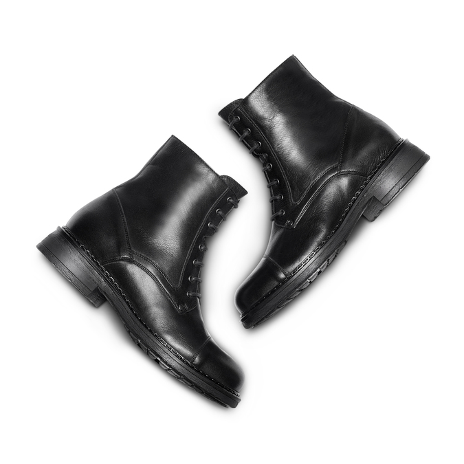 Women's shoes bata, Noir, 594-6963 - 26