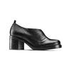 Women's shoes bata, Noir, 714-6103 - 13