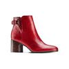 Women's shoes bata, Rouge, 794-5455 - 13