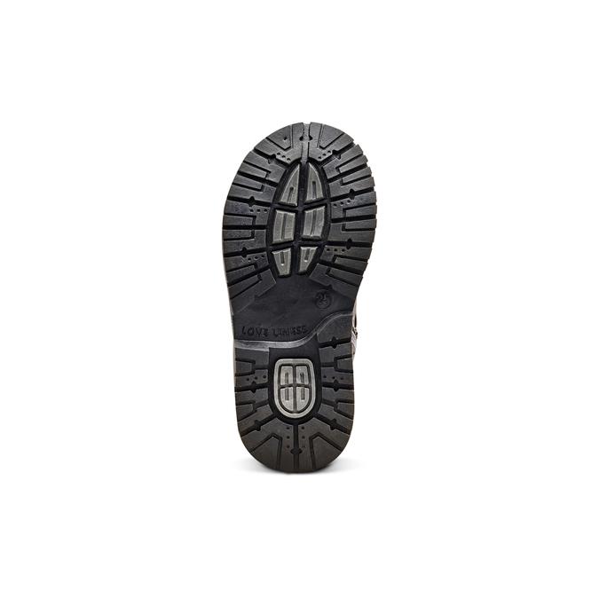 MINI B Chaussures Enfant mini-b, Gris, 291-2187 - 19