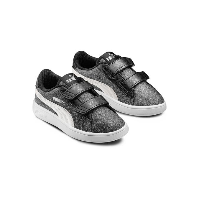 PUMA Chaussures Enfant puma, Noir, 301-6224 - 16