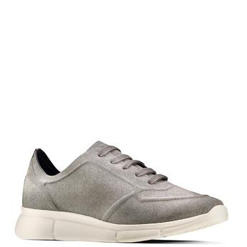 Women's shoes bata-b-flex, Gris, 549-2317 - 13