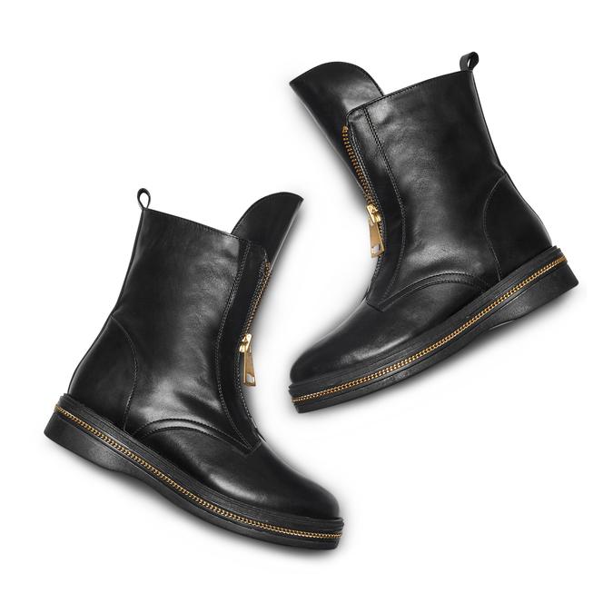 BATA Chaussures Femme bata, Noir, 594-6726 - 26