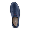 Men's shoes bata-b-flex, Bleu, 849-9578 - 17