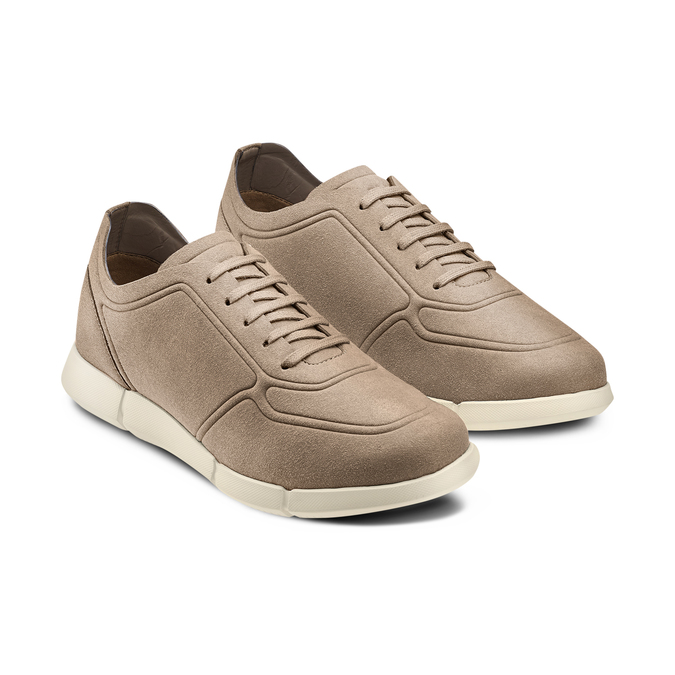 BATA B FLEX Chaussures Homme bata-b-flex, Beige, 849-8568 - 16