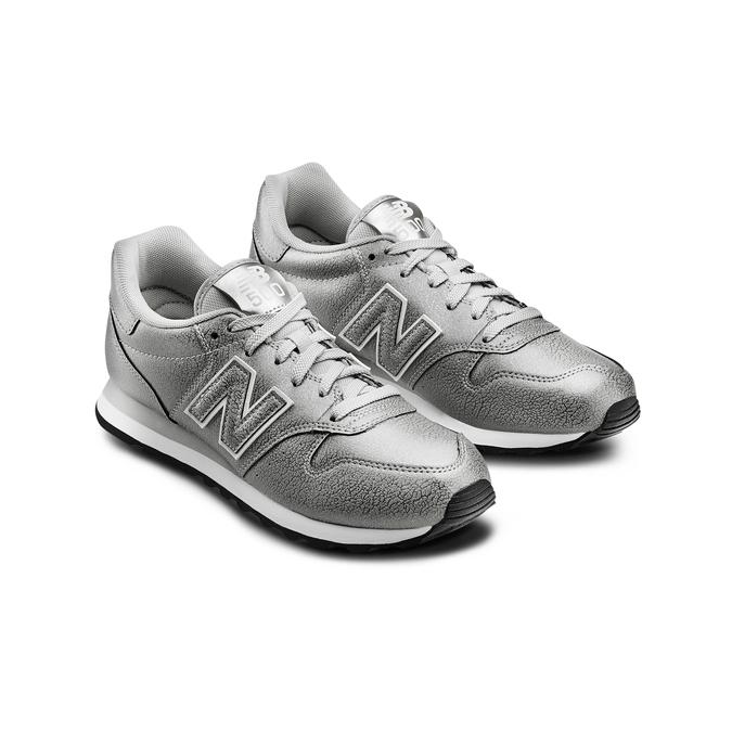 Chaussures Femme new-balance, Gris, 501-2111 - 16