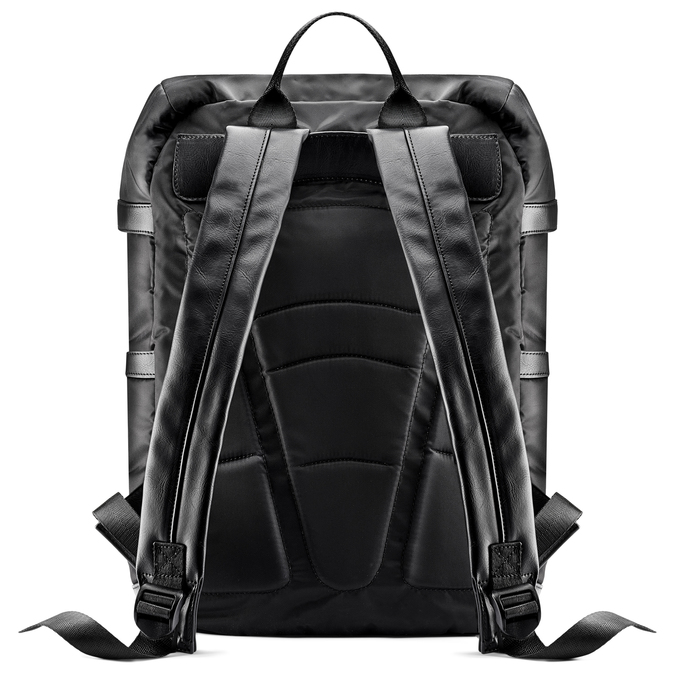 Backpack bata, Noir, 969-6266 - 26