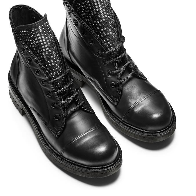 BATA Chaussures Femme bata, Noir, 594-6559 - 17