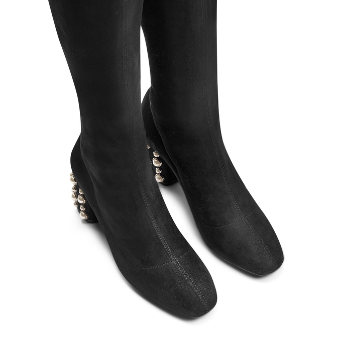 BATA Chaussures Femme bata, Noir, 799-6444 - 17