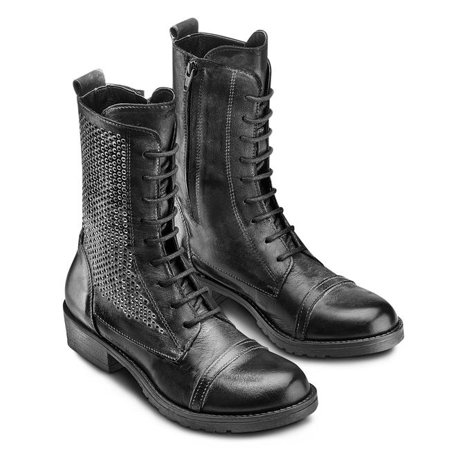 BATA Chaussures Femme bata, Noir, 594-6562 - 16