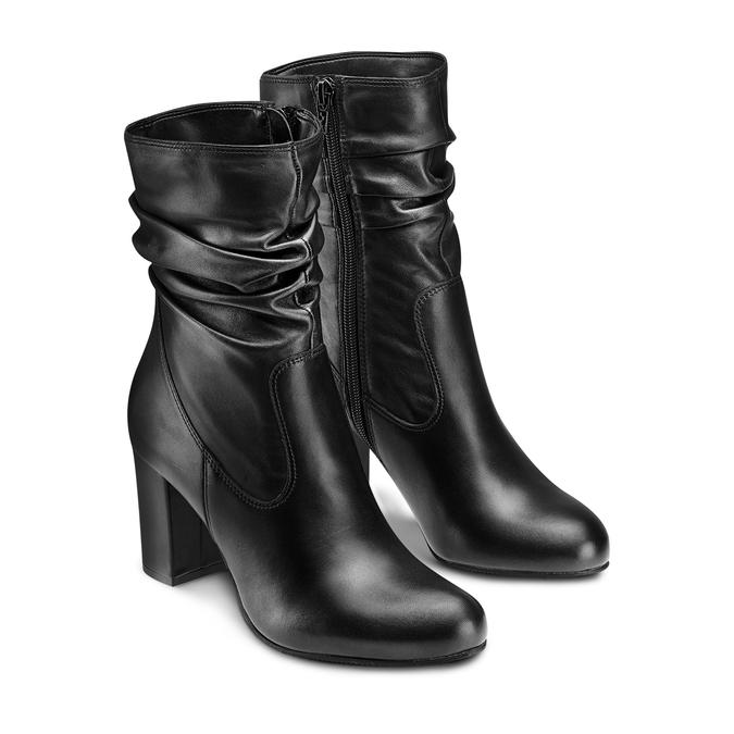 BATA Chaussures Femme bata, Noir, 794-6347 - 16