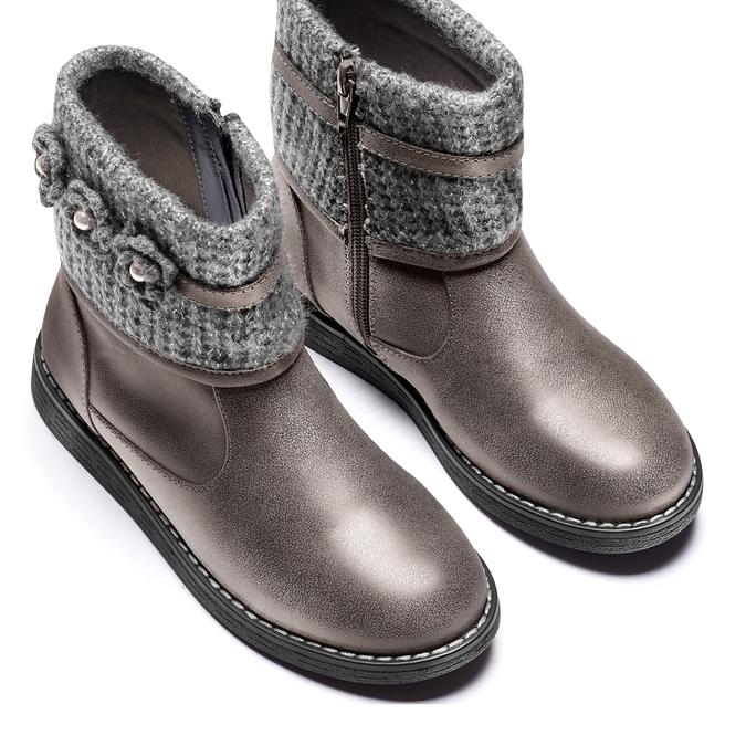 MINI B Chaussures Enfant mini-b, Gris, 391-2148 - 17