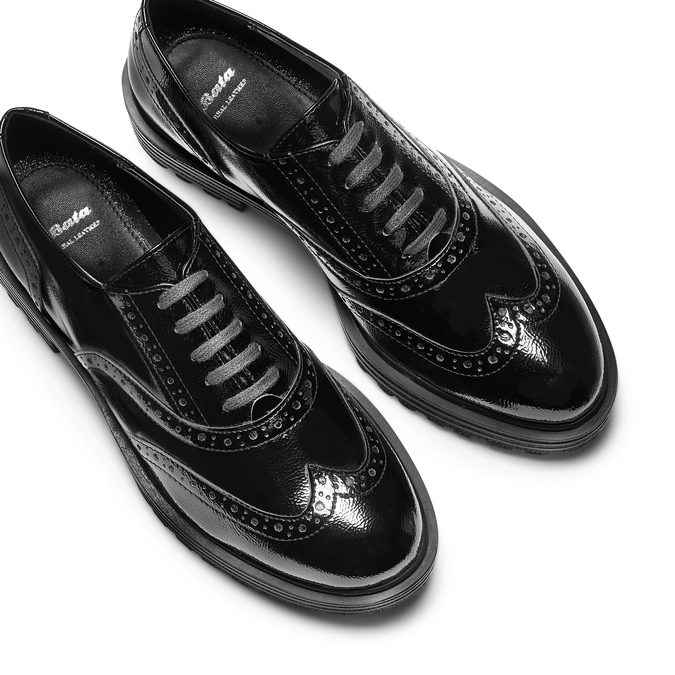 BATA Chaussures Femme bata, Noir, 521-6161 - 26