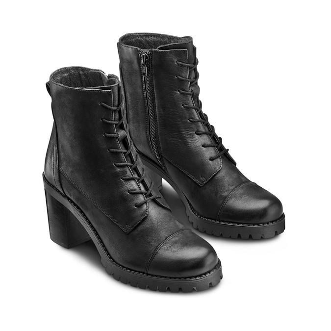 BATA Chaussures Femme bata, Noir, 796-6416 - 16