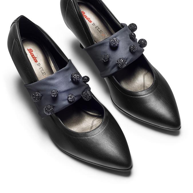 BATA B FLEX Chaussures Femme bata-b-flex, Noir, 721-6184 - 26