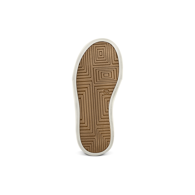 MINI B Chaussures Enfant mini-b, Jaune, 291-8185 - 19