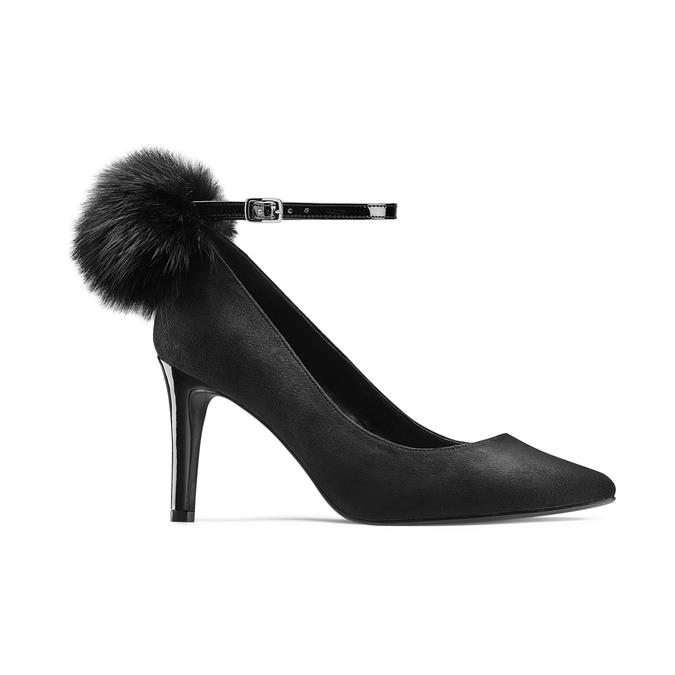 BATA Chaussures Femme bata, Noir, 729-6311 - 13
