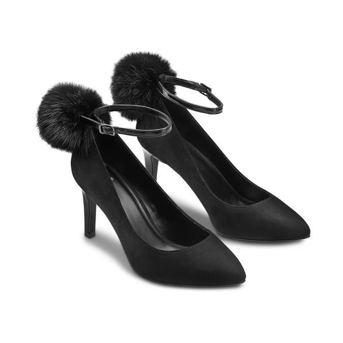 BATA Chaussures Femme bata, Noir, 729-6311 - 16