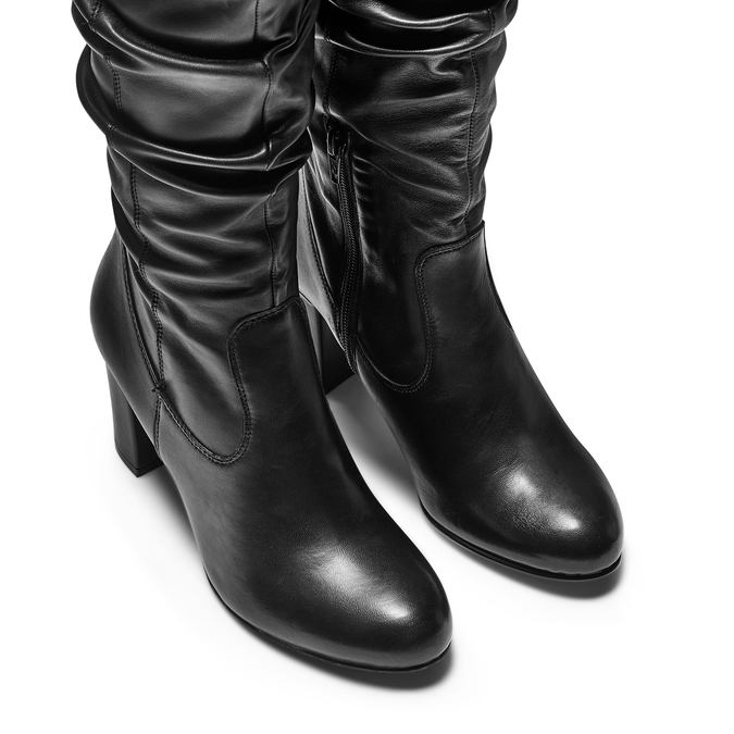 Women's shoes bata, Noir, 794-6242 - 17