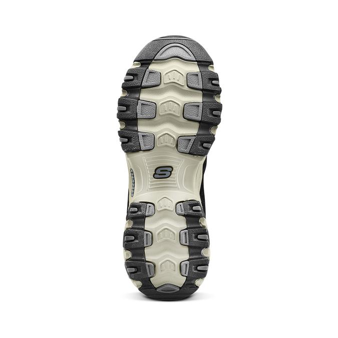 Chaussures Femme skechers, Noir, 503-6860 - 19