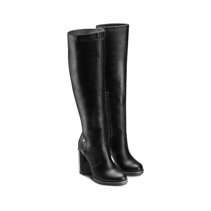 Women's shoes insolia, Noir, 791-6307 - 16