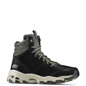 Chaussures Femme skechers, Noir, 503-6860 - 13