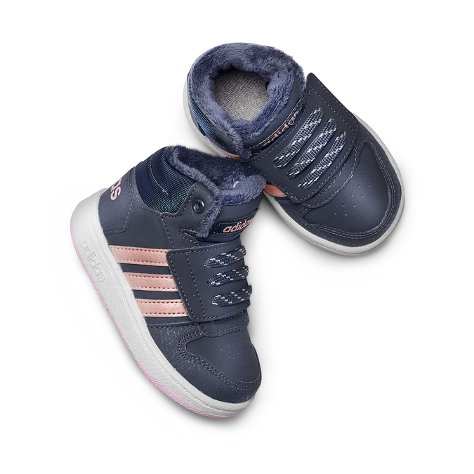 CHILDRENS SHOES adidas, Bleu, 101-9197 - 26